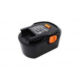Аккумулятор для AEG B1420R, B1430R, L1430L 14.4V 5000mAh Li-ion