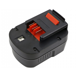 Аккумулятор для Black & Decker FSB96, GC960 9.6V 2500mAh Ni-Mh