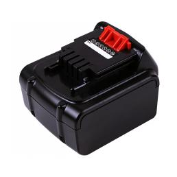 Аккумулятор для Black & Decker BL1114, BL1314, BL1514, LB16 14.4V 5000mAh Li-ion