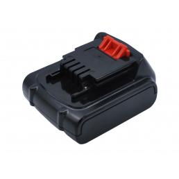 Аккумулятор для Black & Decker BL1114, BL1314, BL1514, LB16 14.4V 2500mAh Li-ion