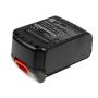 Аккумулятор для Black & Decker LB20, LBX20, LBXR20 20V 5000mAh Li-ion