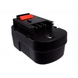Аккумулятор для Black & Decker A9251, A9274, B-8316 14.4V 3000mAh Ni-Mh