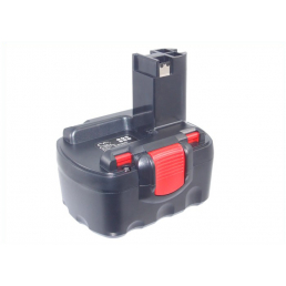 Аккумулятор для Bosch 2607335264, BAT038, BAT040, BAT159 14.4V 3000mAh Ni-Mh