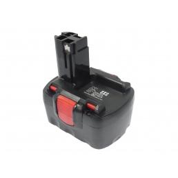 Аккумулятор для Bosch 2607335249, BAT043, BAT120, BAT139 12.0V 1500mAh Ni-Mh