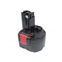 Аккумулятор для Bosch 2607001380, BAT100, BH984, BPT1041 9.6V 1500mAh Ni-Mh