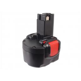 Аккумулятор для Bosch 2607001380, BAT100, BH984, BPT1041 9.6V 3000mAh Ni-Mh
