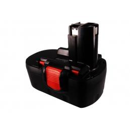 Аккумулятор для Bosch 2607335266, BAT025, BAT160, BAT180 18.0V 1500mAh Ni-Mh