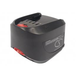 Аккумулятор для Bosch 2607335040, 2607336039 18.0V 4000mAh Li-ion