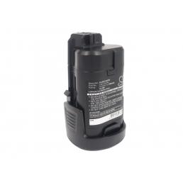 Аккумулятор для Bosch 2 607 336 863, 2 607 336 864 10.8V 1500mAh Li-ion