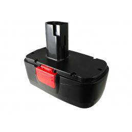 Аккумулятор для Craftsman 11375, 11376, 130279005 19.2V 1500mAh Ni-Mh