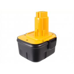 Аккумулятор для Dewalt DC9071, DE9037, DE9501 12.0V 1500mAh Ni-Mh