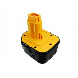 Аккумулятор для Dewalt DC9071, DE9037, DW9071 12.0V 3000mAh Ni-Mh