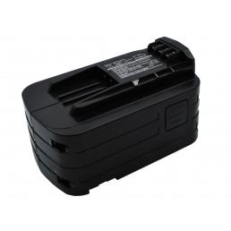 Аккумулятор для Festool 498343, 499849, BPC 18 Li 18.0V 3000mAh Li-ion