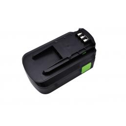 Аккумулятор для Festool 498336, 498338, BPC 12 10.8V 2000mAh Li-ion
