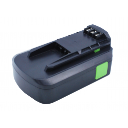 Аккумулятор для Festool 498642, BP-XS 10.8V 2500mAh Li-ion