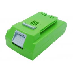 Аккумулятор для GreenWorks 29322, 29842, 29852 24.0V 2000mAh Li-ion