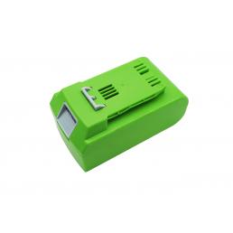 Аккумулятор для GreenWorks 29322, 29842, 29852 24.0V 4000mAh Li-ion