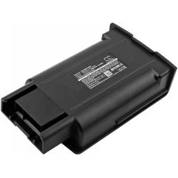 Аккумулятор для KARCHER 6.654-258.0, BD0810 18.0V 2500mAh Li-ion