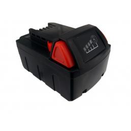 Аккумулятор для Milwaukee 48-11-1815, 48-11-1840 18.0V 4000mAh Li-ion