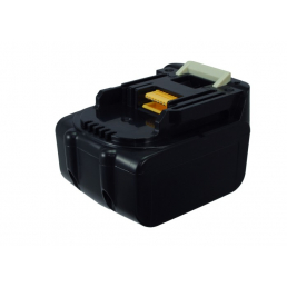 Аккумулятор для Makita 194065-3, BL1415, BL1430 14.4V 1500mAh Li-ion