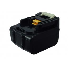 Аккумулятор для Makita 194065-3, BL1415, BL1430 14.4V 3000mAh Li-ion