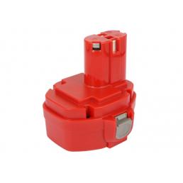 Аккумулятор для Makita 1420, 1422, 1433, 1434, 1435 14.4V 3000mAh Ni-Mh