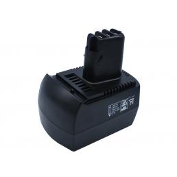 Аккумулятор для Metabo 6.25471, ME974 9.6V 2100mAh Ni-Mh