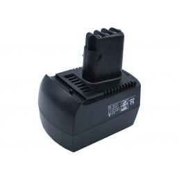 Аккумулятор для Metabo 6.25471, ME974 9.6V 3300mAh Ni-Mh