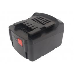 Аккумулятор для Metabo 6.25454, 6.25467 14.4V 3000mAh Li-ion