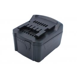 Аккумулятор для Metabo 6.25454, 6.25467 14.4V 5000mAh Li-ion