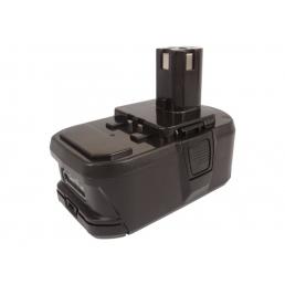 Аккумулятор для Ryobi BPL-1815, BPL1820, P102, P103, P104, P107 18.0V 3000mAh Li-ion