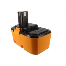 Аккумулятор для Ryobi B-1815-S, BPT1027, RY1804 18.0V 2100mAh Ni-Mh