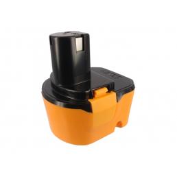 Аккумулятор для Ryobi B-8286, BPT1025, RY-1204 12.0V 2100mAh Ni-Mh