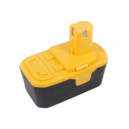 Аккумулятор для Ryobi ABP1803, BPP-1815, BPP-1820 18.0V 3000mAh Ni-Mh