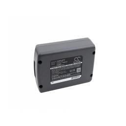 Аккумулятор для WOLF Garten 41A20-L650 18.0V 2000mAh Li-ion