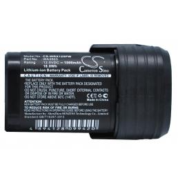 Аккумулятор для Worx WA3503, WA3509 12.0V 1500mAh Li-ion
